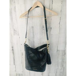 Michael Kors Elana Bucket Shoulder Crossbody Bag